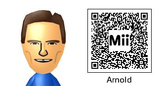 QR Code for Arnold Schwarzenegger