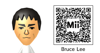 QR Code for Bruce Lee