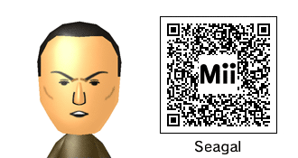 QR Code for Steven Seagal