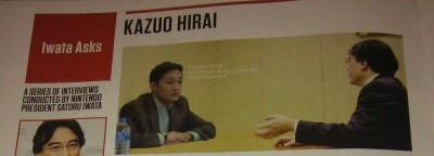 Fake Iwata Asks